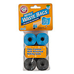 Arm & Hammer Disposable Waste Bag Refills, Pack of 90