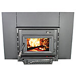 Vogelzang Wood Stove Insert, 1,800 sq. ft. with Surround and Blower, TR004