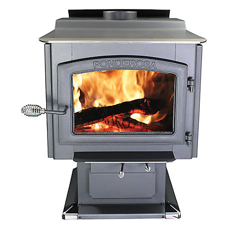 Vogelzang Wood Stove, 3,000 sq  ft  EPA Certified with Blower, TR007 at  Tractor Supply Co