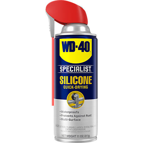 WD-40 Specialist Silicone Spray, 11 oz.