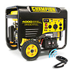 Champion Power Equipment 3500W RV Ready Portable Generator with Wireless Remote Start (Not For Sale In California)