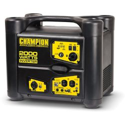 Shop Champion 2000W Stackable Portable Inverter Generator at Tractor Supply Co.