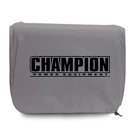 Champion Power Equipment Weather-Resistant Storage Cover for 1,200-1,875-Watt Portable Generators, C90015