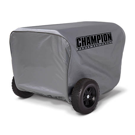 Champion Power Equipment Weather Resistant Generator Storage Cover For 4800 11 500 Watt Portable Generators C90016 At Tractor Supply Co