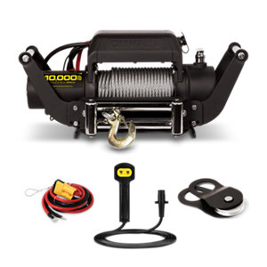 1064224?$300$ champion power equipment 10000 lb truck suv winch kit with speed champion 10000 lb winch wiring diagram at mifinder.co