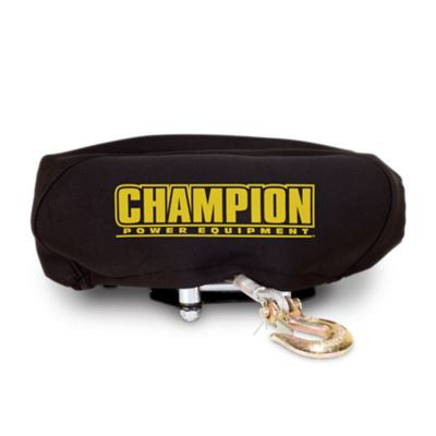 Buy Champion Power Equipment Weather-Resistant Neoprene Storage Cover for Winches 4000-5000 lb. Online