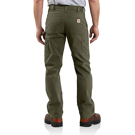 Carhartt Men's Washed Twill Dungaree, B324