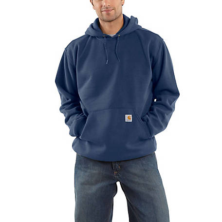 Carhartt Men's Mid-Weight Hooded Sweatshirt