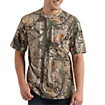 Carhartt Men's Work Camo Short Sleeve T-Shirt