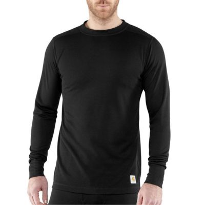 Carhartt Men's Base Force Cold Weather Crew Neck Top
