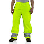 Carhartt Men's High-Visibility Class E Waterproof Pant