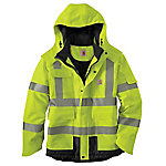 Carhartt Men's High-Visibility Sherwood Jacket