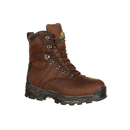 Rocky Men'S Rocky Sport Utility Pro 600G Insulated Waterproof Boot, Fq0007480