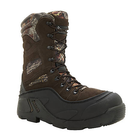 Rocky Men's 9 in. Blizzard Stalker Pro Winter Boot