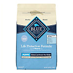 Blue Buffalo Life Protection Formula Puppy Chicken & Brown Rice Recipe Dry Dog Food, 30 lb.