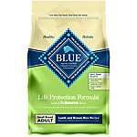 Blue Buffalo Life Protection Formula Lamb & Brown Rice Recipe For Small Breed Adult Dogs, 6 lb.