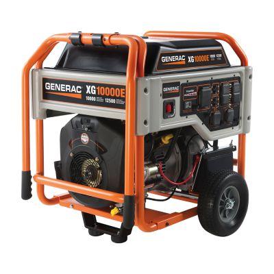 Buy Generac 10;000 Watt Electric Start Portable Generator Online