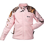 Rocky Youth's Fleece Jacket with Camo accents