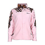 Rocky Ladies' Fleece Jacket with Camo Accents