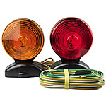 Blazer International C6300 2-Sided Magnetic Trailer Towing Light Kit