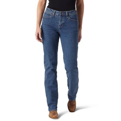 Wrangler Women's Cowboy Cut Natural Rise Jean | Tuggl