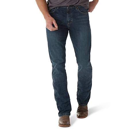 f0845b7d2c34 Wrangler Men s Retro Slim Fit Bootcut Jean at Tractor Supply Co.