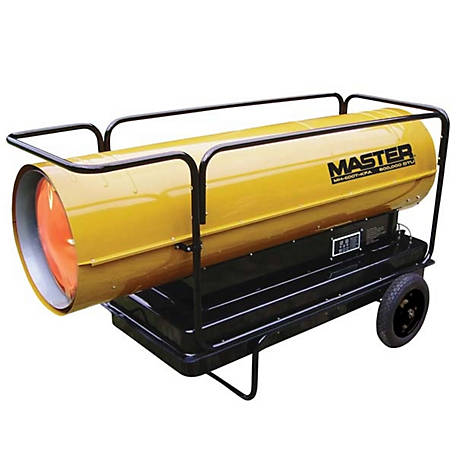 Master Kerosene Forced Air Heater, 600,000 BTU