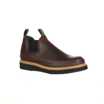 Buy Georgia Boot Men's Giant Wedge Romeo Work Shoe Online