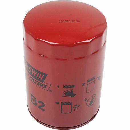 CountyLine Oil Filter, D9BB6714EA