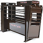 Tarter Farm and Ranch Equipment Electric Roping Chute with Remote Headgate