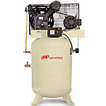 Ingersoll Rand 2545K10-VP Value Plus 230V-3Ph 2-Stage Air Compressor, 120 gal. Vertical