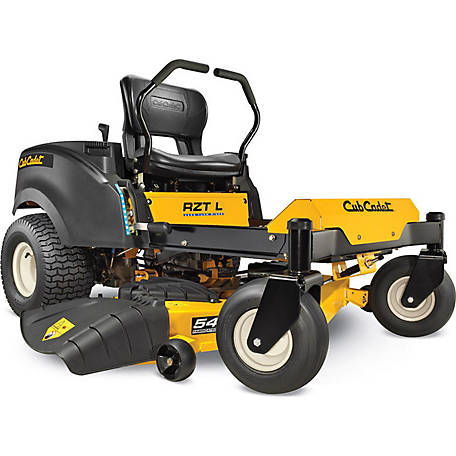 cub cadet rztl54fab 54 in 24 hp zero turn mower at tractor supply co