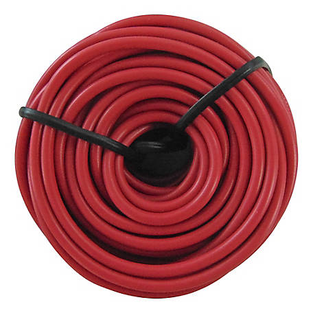 Traveller 16 GA 28 ft. Red Primary Wire