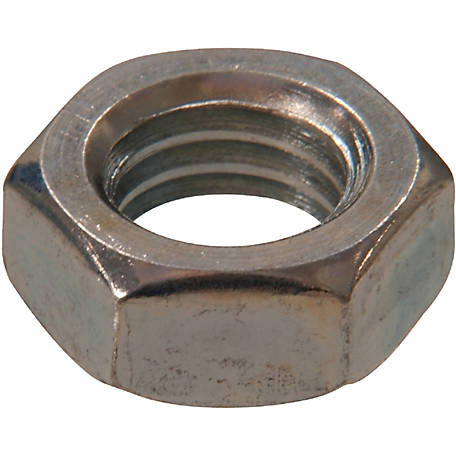 Hillman Zinc Machine Screw Nut, 6-32