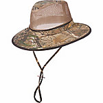 DPC Realtree Camo Mesh Safari Hat