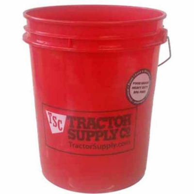 Buy Tractor Supply Co. Pail; 5 gal. Online
