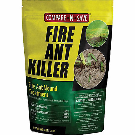 Compare-N-Save Fire Ant Granules, 4 lb.