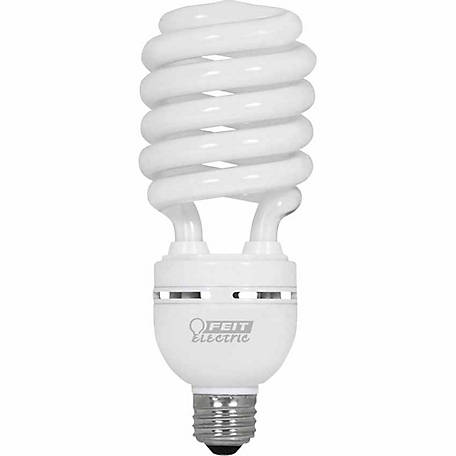 Feit Electric 40 watt CFL Twist 150 watt Equivalent Daylight Bulb