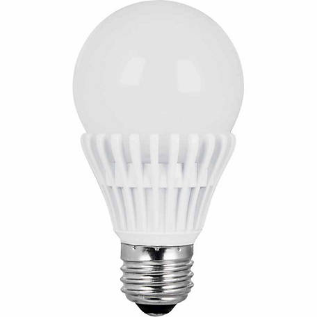 Feit Electric 7-1/2 watt LED General Purpose 40 watt Equivalent Daylight Dimmable Bulb