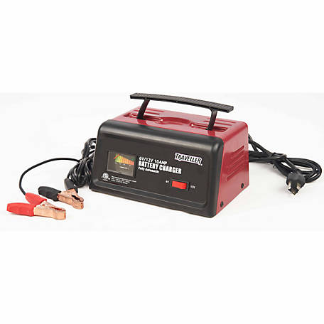 Traveller 10AMP Automatic Battery Charger at Tractor Supply Co. on