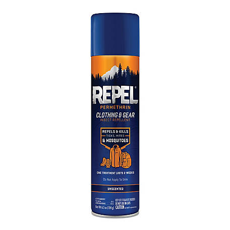 Repel Permethrin Clothing & Gear Insect Repellent, 6.5 oz, HG-94127