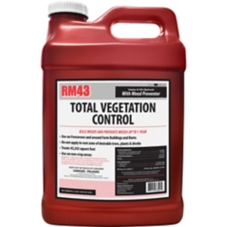 Shop RM43 Total Vegetation Control, Weed Preventer Concentrate, Glyphosate + Imazapyr, 2.5 gal. at Tractor Supply Co.