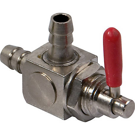 Raider Universal Shut-Off Valve, 1/4 in., 07-7118