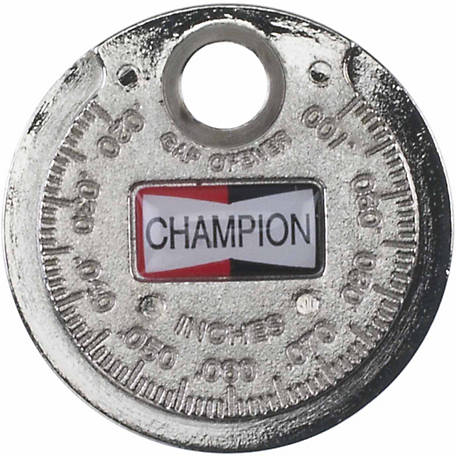 Champion Spark Plug Ramp Style Gap Gauge