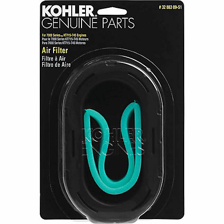 Kohler Air Filter/Precleaner Kit for KT715-KT745, 32 883 09-S1