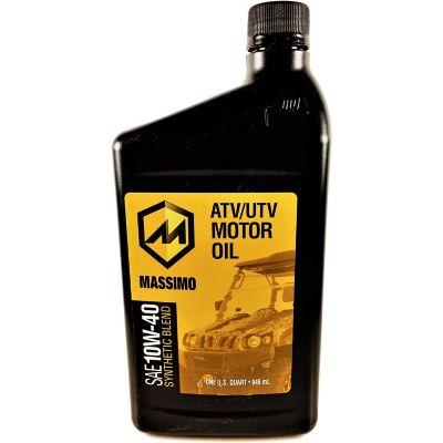 Buy Massimo UTV 10W40 Motor Oil; 1 qt. Online