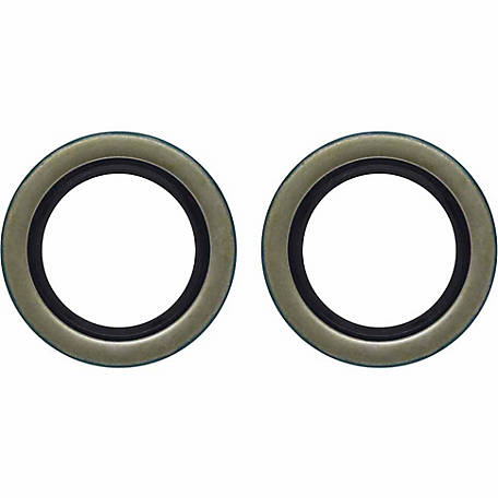 Carry-On Trailer Double Lip Seal, 2.567 in. OD x 1.719 in. ID