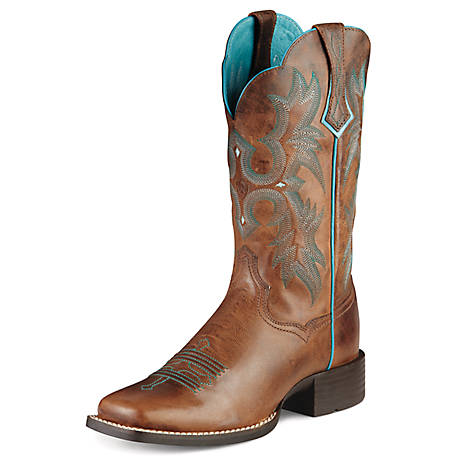 Ariat Women's Tombstone Cowboy Boot