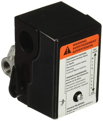 Ingersoll Rand Pressure Switch for 2 Stage Compressor