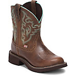Justin Women's 8 in. Tan Jaguar Gypsy Boot